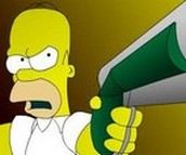 Homer kill The Flanders